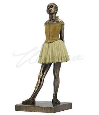 Degas Little Dancer - DEGAS  Little Dancer Statue Sculpture Figurine