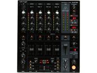 Behringer DJX750 DJ Mixer (Brand New) RRP: £170