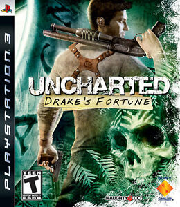 PS3 - Uncharted Drake's Fortune