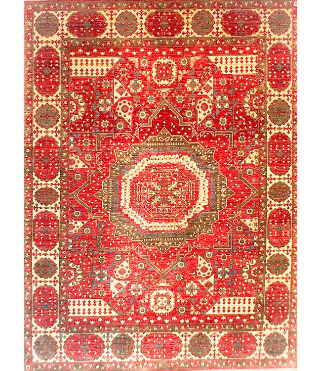 Hand-knotted Rug (Carpet) 6