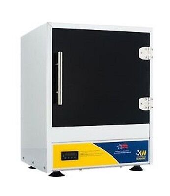 New Lw Scientific 20l Digital Science Lab Sample Incubator 220v