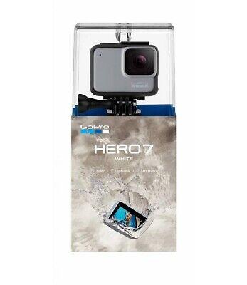 GoPro HERO 7 10MP Fotocamera Digitale - Bianco + Scheda 32 Gb