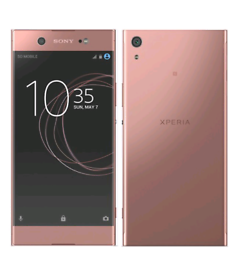 Rose Gold Sony Xperia 1a