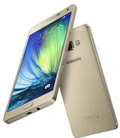 Samsung Galaxy A5 SM-A500FU 16GB 13MP Camera Android Smartphone Gold Unlocked