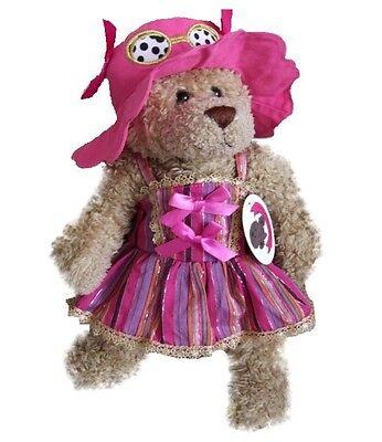 Candy Sunglass Hat Stripe Dress & 2 Bows