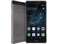 HUAWEI P9 EVA-L09 TITANIUM GREY 32GB- RRP £549.99 (Not Samsung)