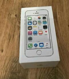 iPhone 5s 16gb boxed