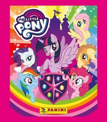ule der Freundschaft - 39 verschiedene Sticker - Panini (My Little Pony Sticker)
