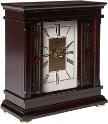 Seiko Japanese Quartz Shelf Clock QXJ026BLH
