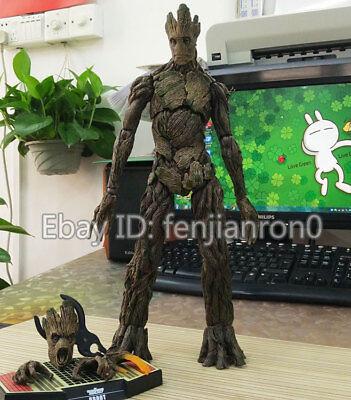 Masterpiece Guardians of the Galaxy GROOT Treeman 1/6  15'' PVC Figure NIB 09998