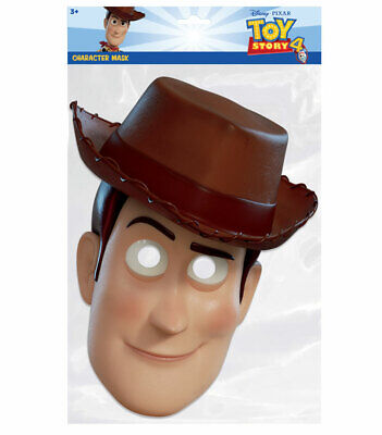 Woody from Toy Story 4 Official Single 2D - Woody Maske