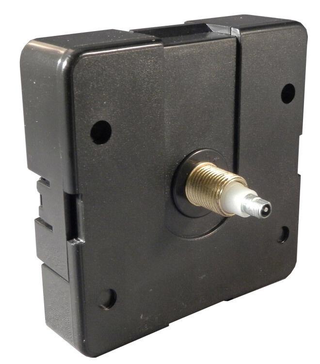 Quartex Quartz Clock Movement Mechanism Kit, Choose your hands, clock parts