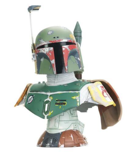 Star Wars: The Empire Strikes Back Legends In 3D Boba Fett 1/2 Scale *Pre-Order*