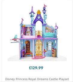 Disney Castle Set
