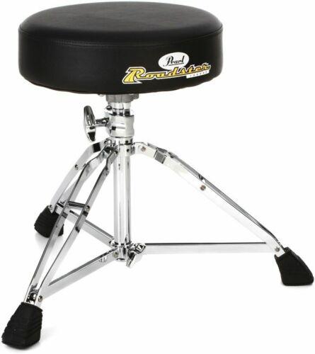 Pearl D-1000SN Low Height Roadster Drum Throne/NAMM Display Model/# D1000SN