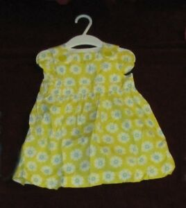 H & M Baby girl dress from, 6-9 months.