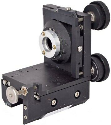 Laser Optical 3-axis Precision Manual Lens Positioner Alignment Spatial Filter