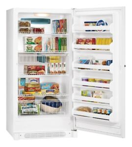 Wanted: Upright freezer 20+ cubic feet