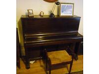 Upright Piano - Joseph Riley - for sale Portsmouth