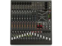 Mackie PPM1012 professional powered desktop mixerexcellent condition £450 (RRP £1,215.00)