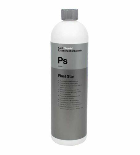 KOCH CHEMIE Ps Plast Star Kunststoffpflege außen Kunststoffaußenpflege 1 L Liter
