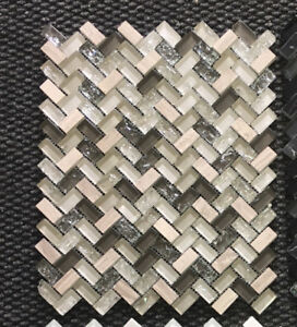 Small Herringbone Mosaics on Clarence Sale!!!!