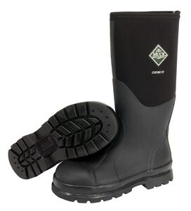 brand new muck steel toe size 11 and 12