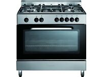 Baumatic 5 burner cooker. Model: BC391.2TCSS (Used)