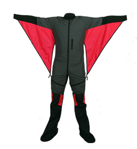 Skydiving Latest Camera Suit for Camera Flyers with booties Chilli