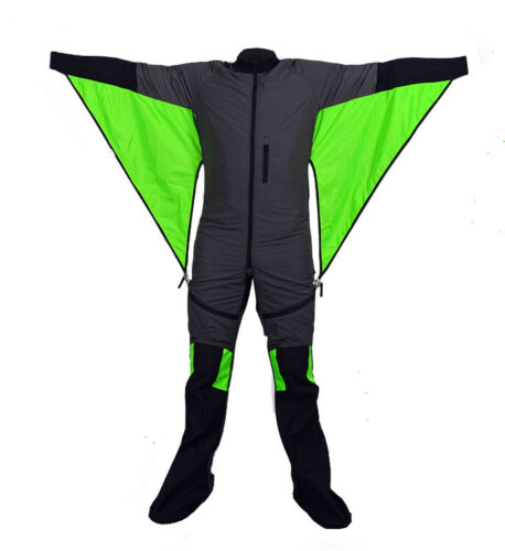 Skydiving Latest Camera Suit for Camera Flyers with booties.
