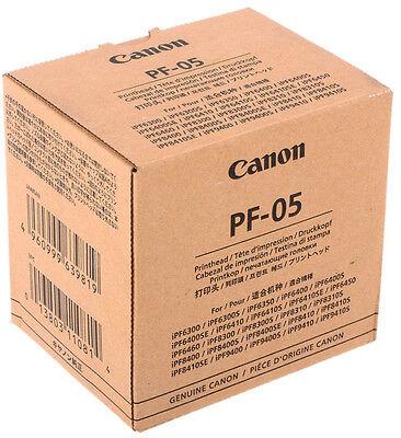 F/S NEW Canon PF-05 Printhead Print Head 3872B001 from JAPAN