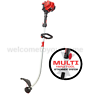 Craftsman 26.5cc Weedwacker 4-Cycle Curved Shaft Gas Weedeater Trimmer Grass