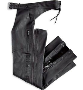 Mens Harley Davidson leather chaps