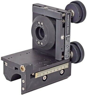 Laser Optical 3-axis Manual Lens Positioner Alignment Spatial Filter Mount 3