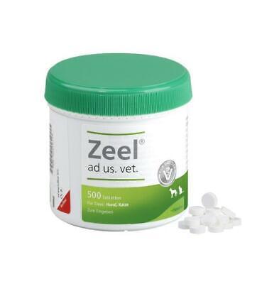 Zeel Tabletten ad us. vet. 500 St PZN: 2858738
