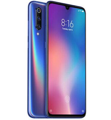 XIAOMI Mi 9 SE 4G 128GB Dual SIM blue BLU GARANZIA EU NO BRAND GLOBAL NUOVO