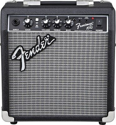 "Fender Frontman 10G (10W 1x6"" Guitar Combo) on Rummage"