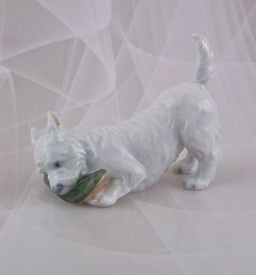 Royal Copenhagen Figur Hund Scottish Terrier Scottie Dog Figurine Figure 1 Wahl