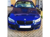 BMW 330d Full Service History 245BHP, Cream Leather Seats, Great Condition