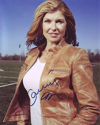 Connie Britton Signed Autographed 8X10 Friday Night Lights Photograph