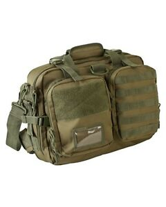 Green-Navigation-Bag-Laptop-Range-Case-Military-Army-Security-Tactical-Rucksack