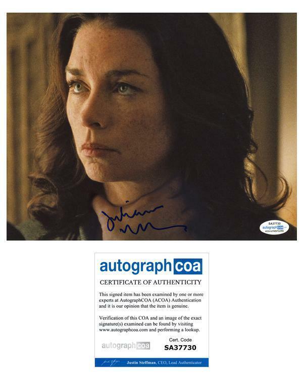 "Julianne Nicholson ""Black Mass"" AUTOGRAPH Signed 'Marianne' 8x10 Photo ACOA"