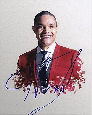 Trevor Noah Signed Autographed 8X10 Photograph