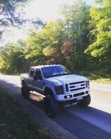 Ford F-250 Powerstroke Lariat Edition