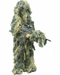 Kids-Army-Ghillie-Camo-Fancy-Dress-Childrens-Soldier-Outfit-Hunting