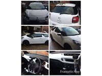 Citroen DS3 Diesel 60 plate limited edition