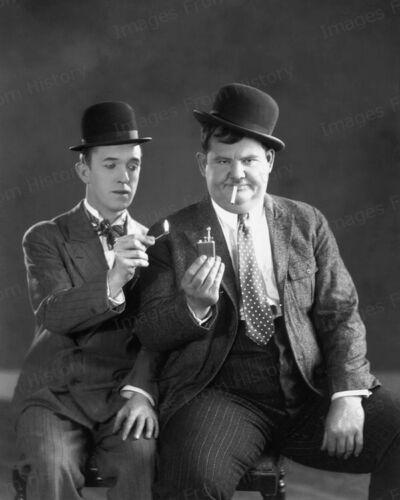 8x10 Print Stan Laurel Oliver Hardy Laurel and Hardy Portrait #OHSL
