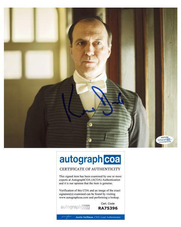 "Kevin Doyle ""Downton Abbey"" AUTOGRAPH Signed 8x10 Photo B ACOA"