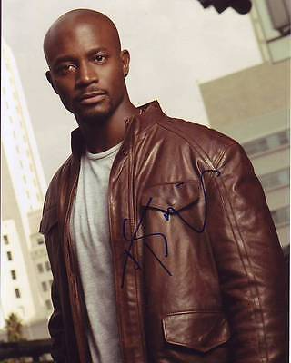 Taye Diggs Signed Autographed 8X10 Photograph
