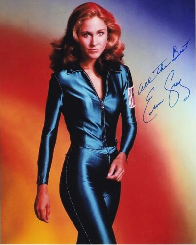 ERIN GRAY signed autographed BUCK ROGERS IN THE 25TH CENTURY WILMA DEERING photo